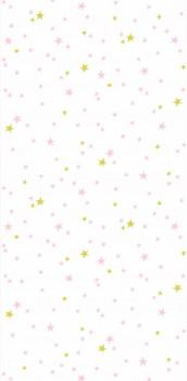 wallpaper stars pink green