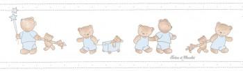 border Bears Light Blue Baby