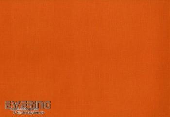 Non-woven wallpaper uni dark orange
