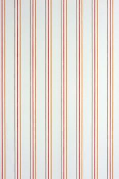 Stripes red-orange girl
