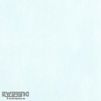 Hell-Blau Unitapete Papier-Tapete