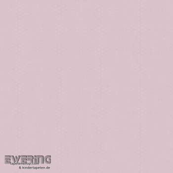 Gepunktet Rosa Mädchen-Zimmer Tapete