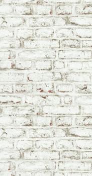 wallpaper clinker look white