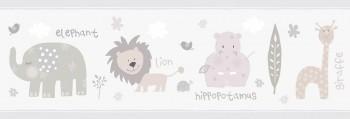 Borte Tiere Grau Lullaby