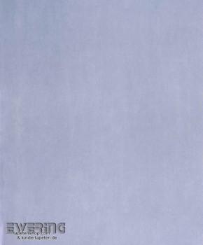 Papier-Tapete Unitapete Jeans-Blau