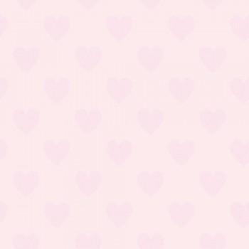 Pink Heart Wallpaper