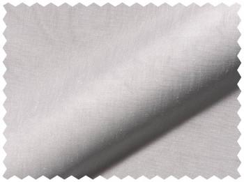 Volie Grau Halb-Transparent Stoff Uni