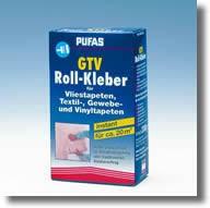 GTV Roll-Kleber / Vliestapetenkleister NEU!! und INNOVATIV