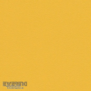 Uni Vliestapete Gelb