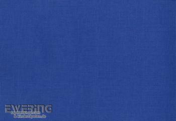 Non-woven wallpaper Uni royal blue
