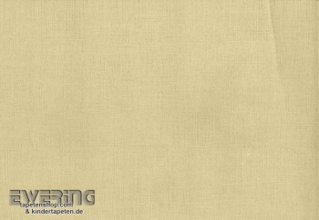 Non-woven wallpaper Uni Beige youth room