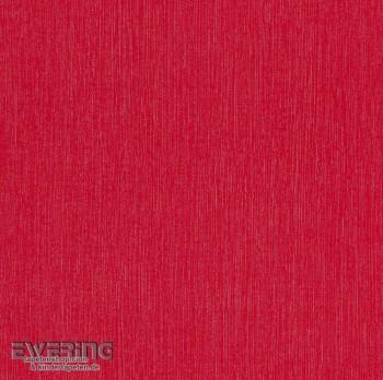 Rot Glänzend Uni Papiertapete
