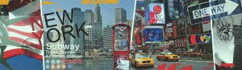 Borte New York Bunt