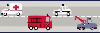 Borte Straße Feuerwehr