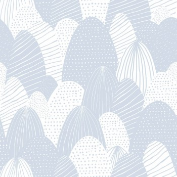 wallpaper mountains light blue children