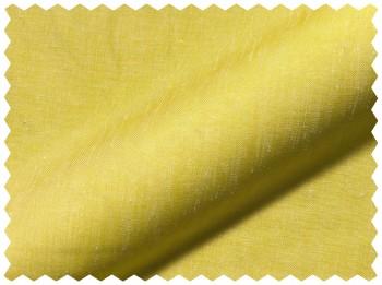 Grün-Gelb Stoff Uni Halb-Transparent