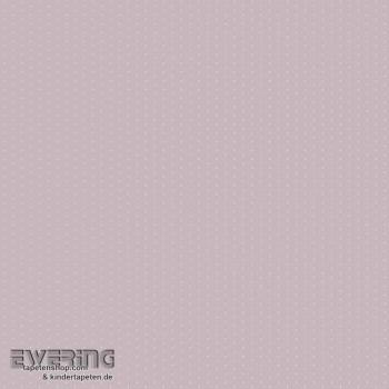 Violett Gepunktet Blickdicht Stoff