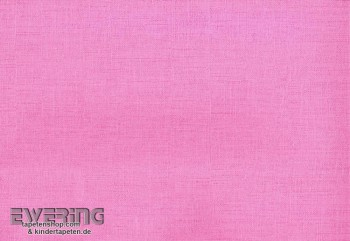 Non-woven wallpaper uni pink girl