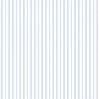 Tapete Streifen Blau-Weiß Lullaby