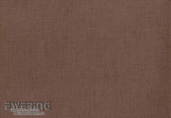 Non-woven wallpaper uni brown youth room