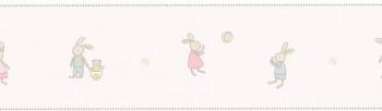 border Bunny Pink Girl