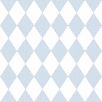 wallpaper light blue rhombus children
