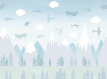 Photo Wallpaper Mountains