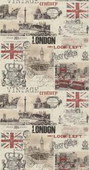 Wallpaper London Vintage