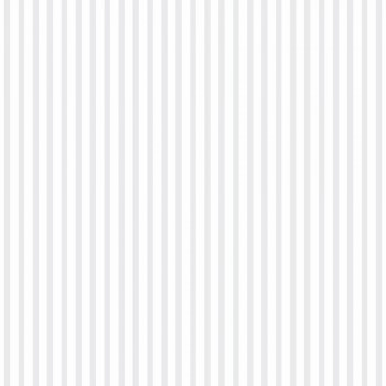 Tapete Streifen Grau-Weiß Kinderzimmer Lullaby