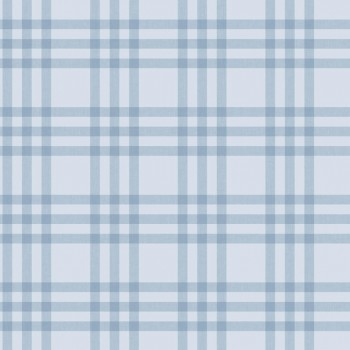 wallpaper plaid light blue boys