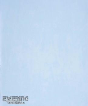 Hell-Blau Uni Papiertapete Junge