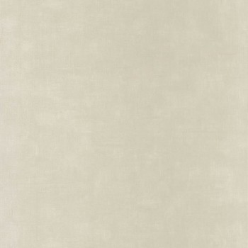 Vliestapete Beige-Grau Uni