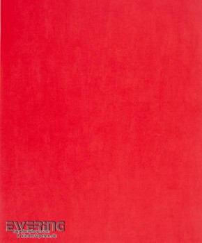 Uni-Tapete Rot Papiertapete Babyzimmer