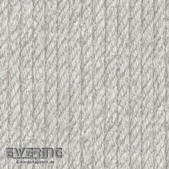 Used Look Light-Beige Rope non-woven Wallpaper