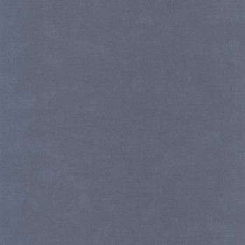 Vliestapete Jeans-Blau Uni
