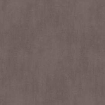 Brown non-woven wallpaper uni