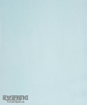 Hell-Blau Punkte Papier-Tapete